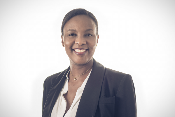 Rosette Dusabe, Consultant for Cubiks France