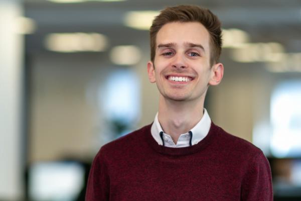 Alex Norman, Graduate Consultant for Cubiks UK