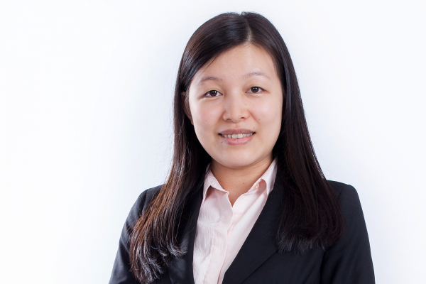 Amy Yeap, Finance Administrator for Cubiks Malaysia