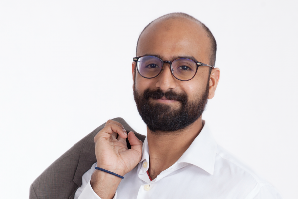 Anirudh Arvind, Consultant for Cubiks Malaysia