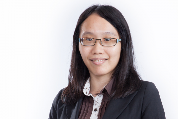 Cass Teh, Finance Administrator for Cubiks Malaysia