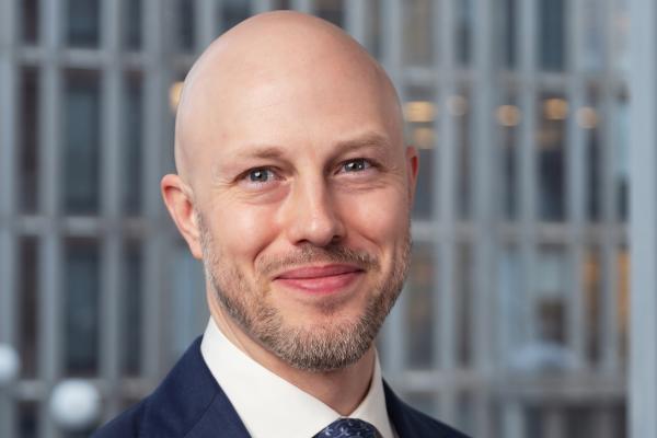 Esbjörn Johansson, Consultant Analyst for Cubiks Sweden