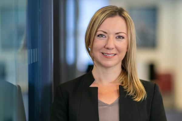 Joanna Garvey, Principal Consultant for talent management organization Cubiks UK