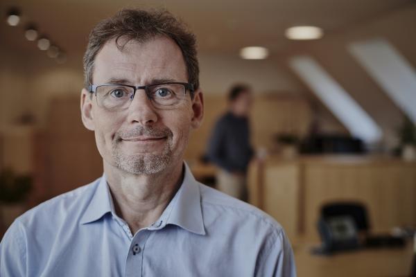 Kristian Terp-Hansen, Managing Consultant for Cubiks Denmark