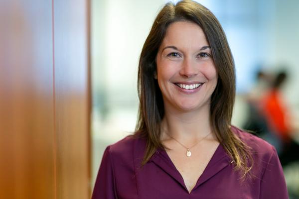 Lauren Newton, Managing Consultant for Cubiks UK