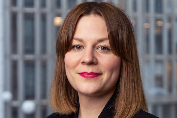 Maria Gustafsson, Consultant Manager for Cubiks Sweden