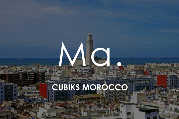 Morocco Skyline