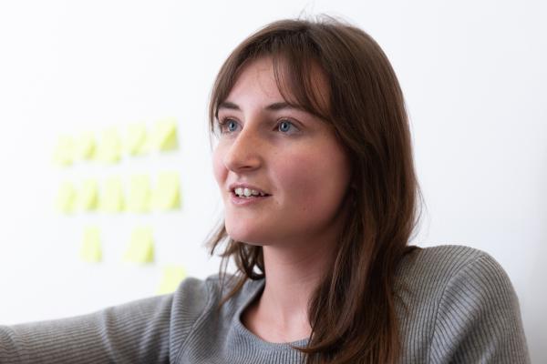 Alana Harrington, Business Psychologist for Cubiks