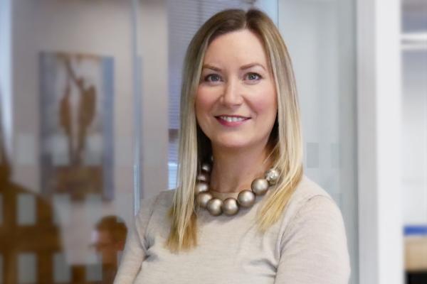 Principle Consultant at Cubiks UK, Sarah Rasmussen